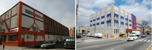 From left to right: 391 Brooke Avenue, Bronx and 2887 Atlantic Avenue, Brooklyn