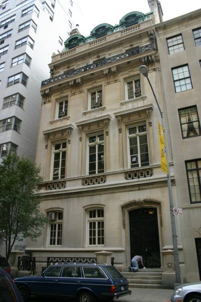 18 East 68th Street New York