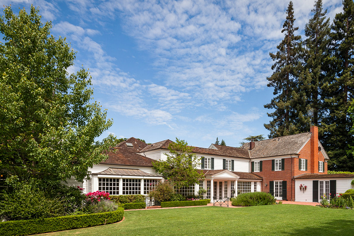 The Lowell House in Palo Alto