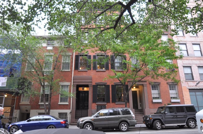 property at 763 greenwich street, NYC