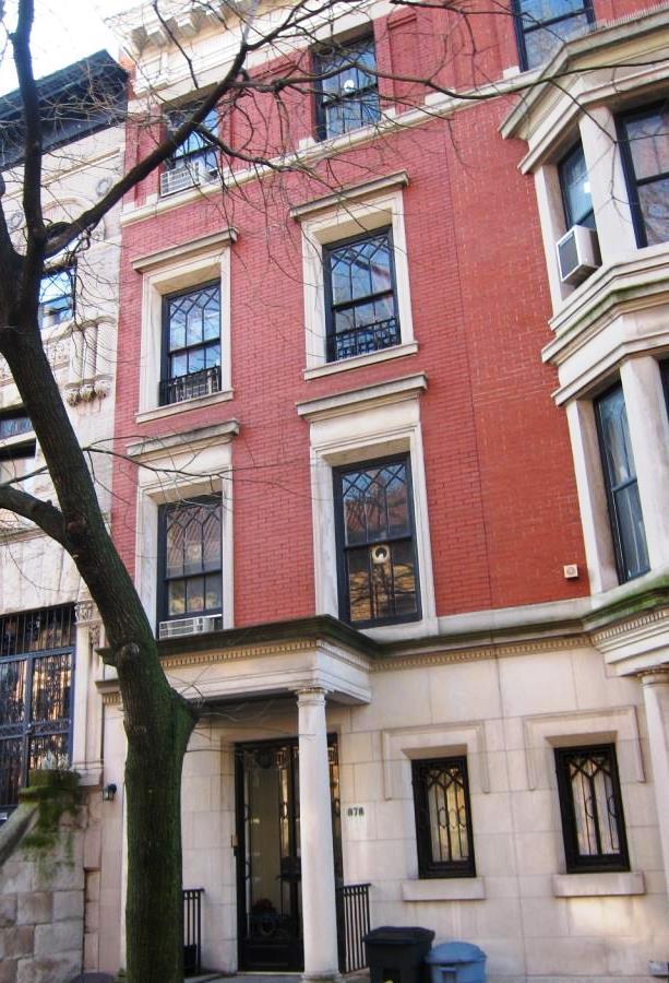 878 Carroll Street, Brooklyn