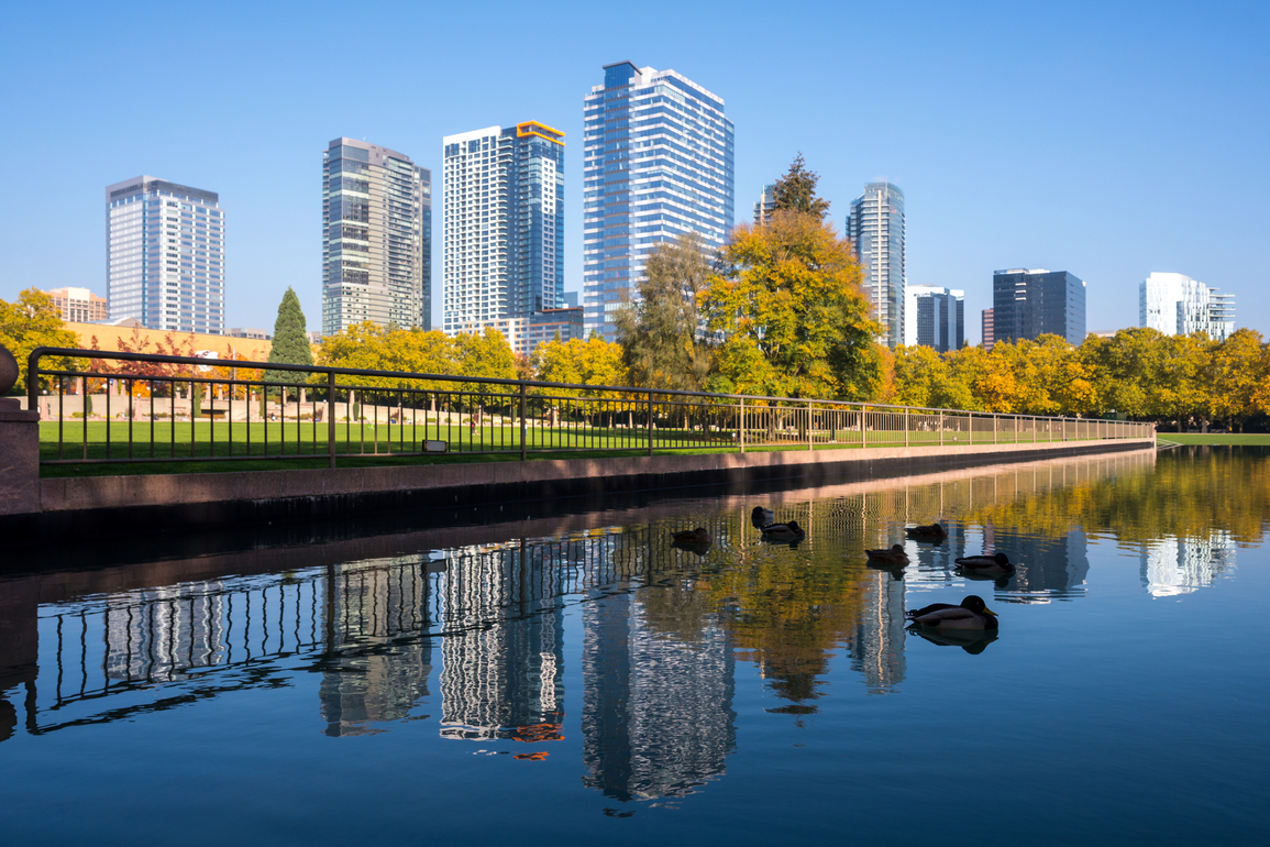 Brookfield Acquires 343K SF Office Building in Bellevue, Wash., for $365M