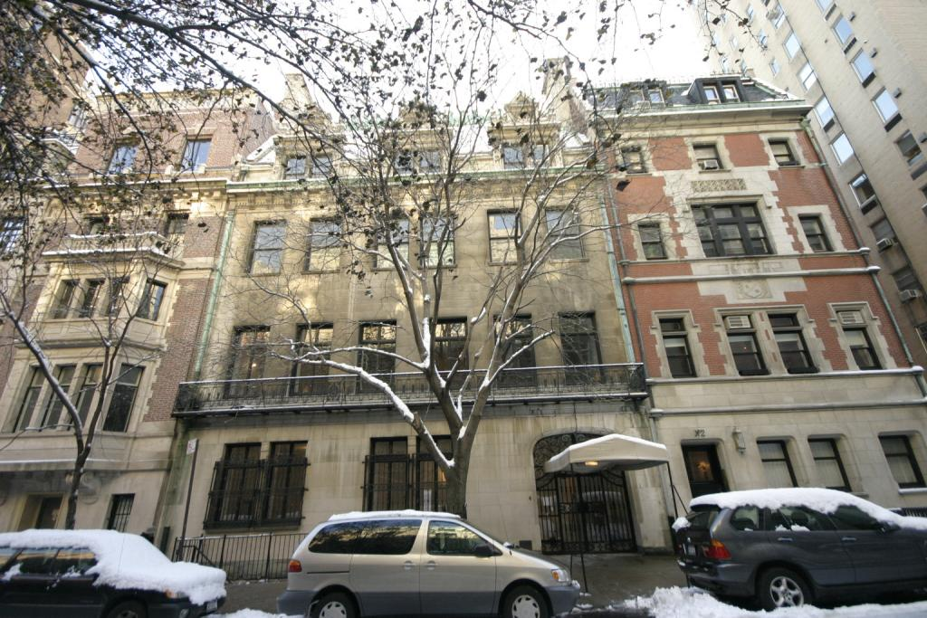 2006 4 east 75th street manhattan for Most expensive home in manhattan