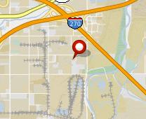 Parcel map for 6565 Vine Court, Denver, CO 80229.