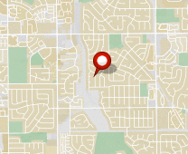 Parcel map for 1445 South Kittredge Street, Aurora, CO 80017.