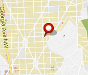 Property map for 4727 4 St NW, Washington, DC 20011.