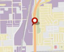Parcel map for 704 Hammondville Road, Pompano Beach, FL 33060.