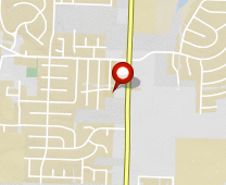 Parcel map for 4012 Southwest 8 Terrace #A, Blue Springs, MO 64015.