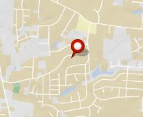 Parcel map for 5068 Oak Garden Drive, Kernersville, NC 27284.