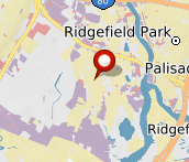 Property map for 61 Niehaus Avenue, Little Ferry, NJ 07643.