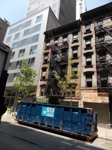 Property photo for 319 West 35th Street, New York, NY 10001 .